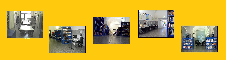 La biblioteca - foto
