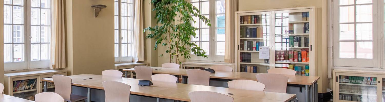 Sala biblioteche